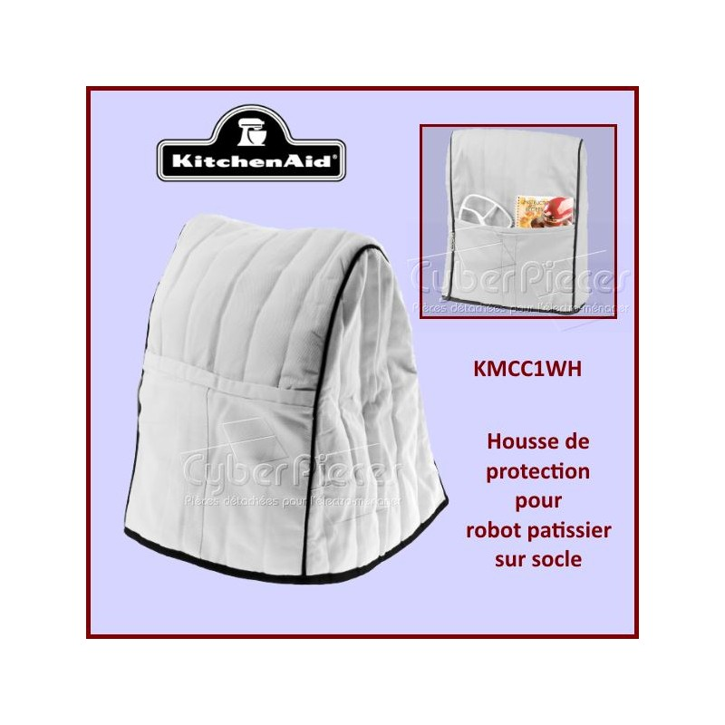 Housse de protection Kitchenaid KMCC1WH