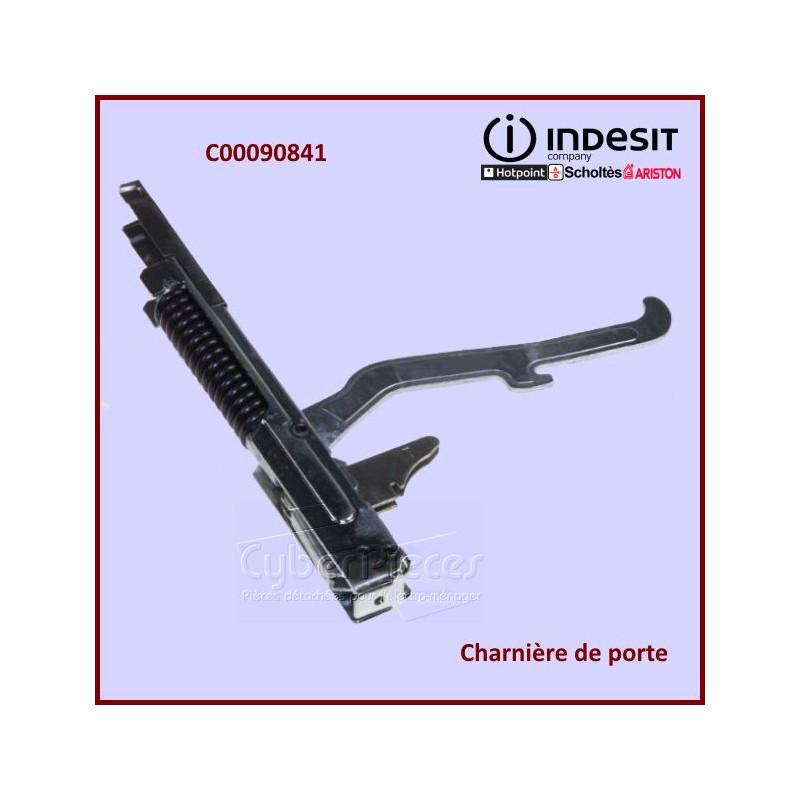 Charnière de porte de four Indesit C00090841