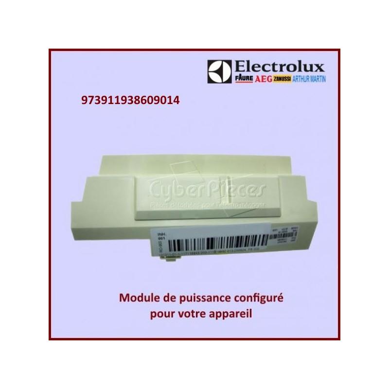 Module Electronique configuré Electrolux 973911938609014