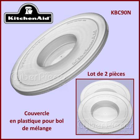 Couvercle en plastique de bol Kitchenaid  KBC90N