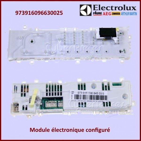 module electronique configur electrolux 973916096630025. Black Bedroom Furniture Sets. Home Design Ideas