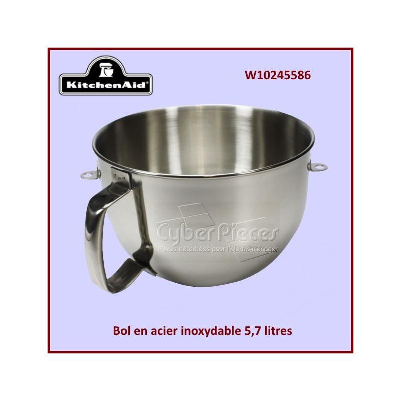 Bol de mixeur Kitchenaid W10245586
