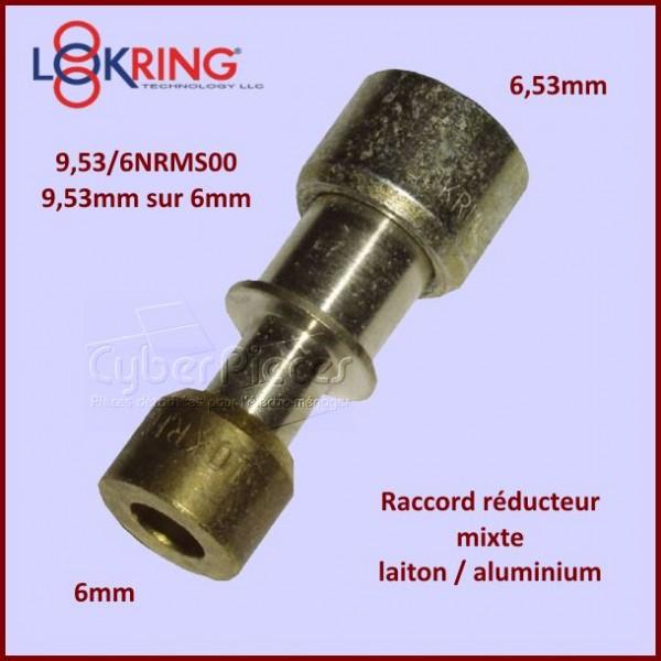 Raccord réducteur LOKRING 9,53/6NRMS00 en laiton/Alu 93X5158