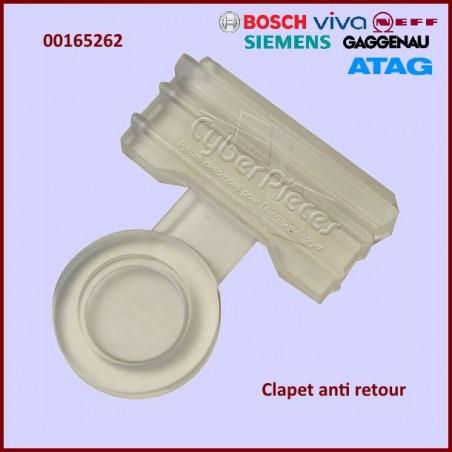 Clapet anti retour Bosch 00165262