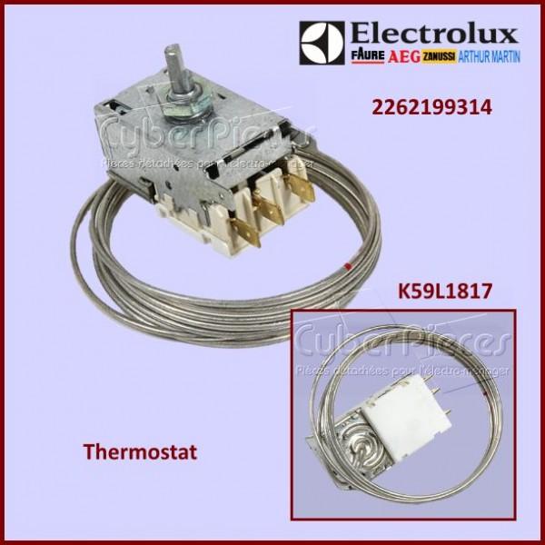 Thermostat K59L1817 Electrolux 2262199314