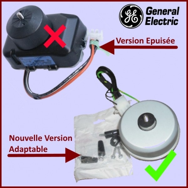 Ventilateur De Compresseur 5SME44AG3901 WR60X0266