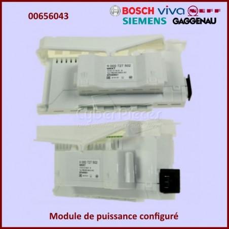 Module de puissance configuré Bosch 00656043