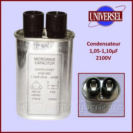 Condensateur 1.05µF 2100V