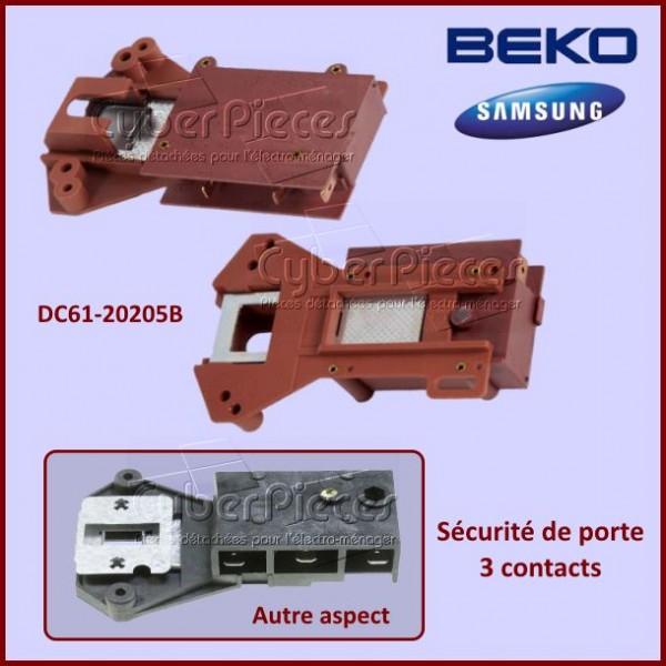 Sécurité de porte Samsung DC61-20205B