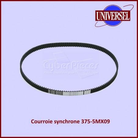 Courroie synchrone 375mm Contitech Synchrobelt HTD 375-5MX09