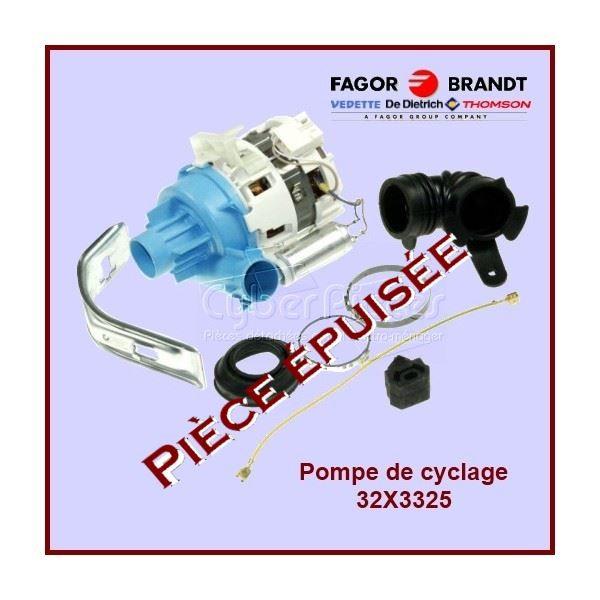 Pompe de cyclage Brandt 32X3325***Pièce épuisée***