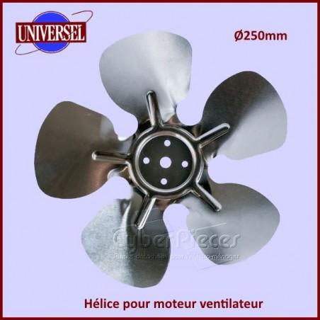 Hélice de moteur ventilateur Ø250mm