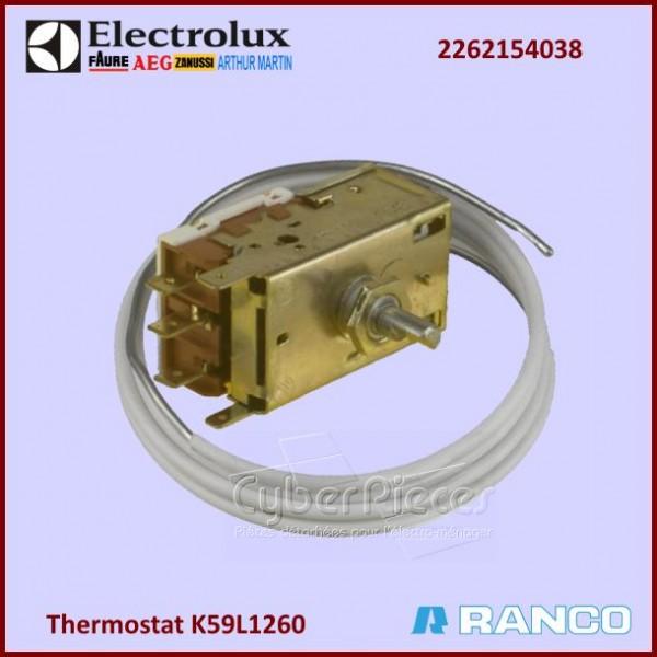 Thermostat K59L1260 Electrolux  2262154038
