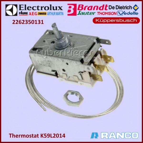 Thermostat K59L2014 Electrolux 2262350131