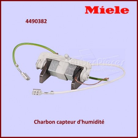 Charbon contact tambour MIELE 4490382