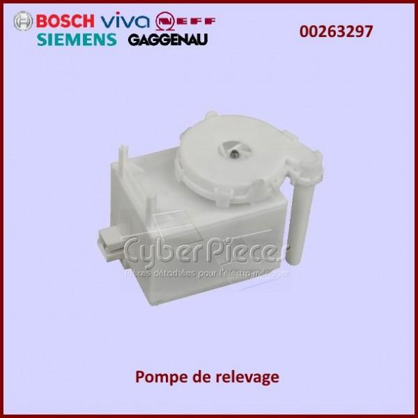 Pompe de relevage Bosch 00263297