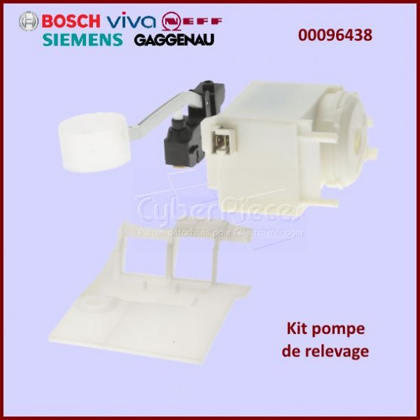Pompe de relevage Bosch 00096438