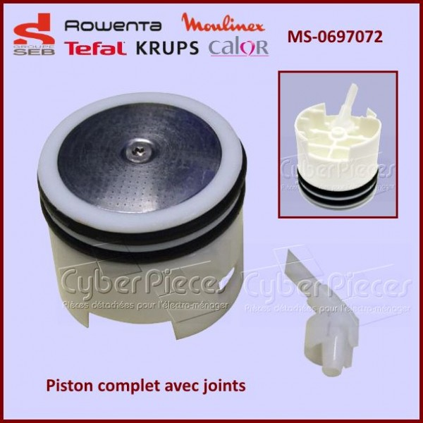 Piston avec joints KRUPS MS-0697072