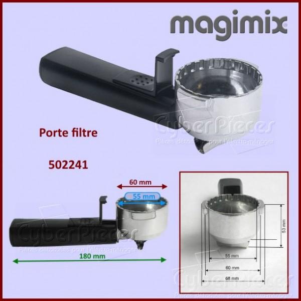 Porte filtre percolateur MAGIMIX 502241
