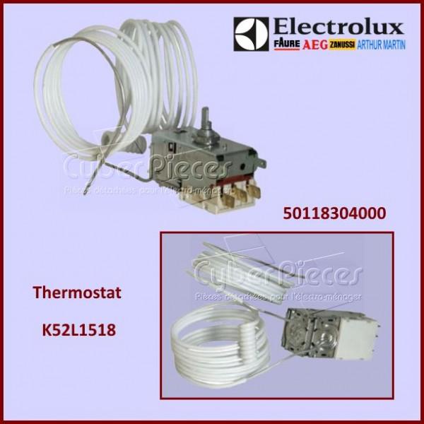 Thermostat K52L1518 Electrolux 50118304000