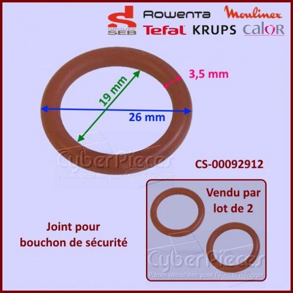 Joint Torique du bouchon de sécurité CS-00092912