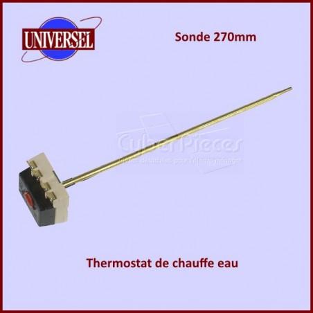 Thermostat de chauffe eau TUS 270mm