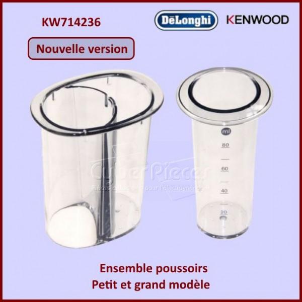 Poussoir double éminceur KENWOOD KW714236