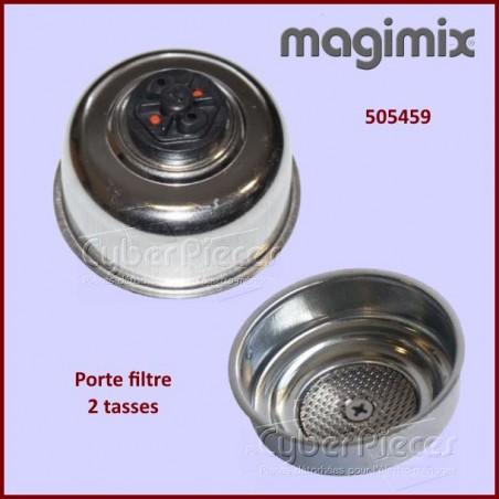 Filtre 2 Tasses de percolateur Magimix 505459