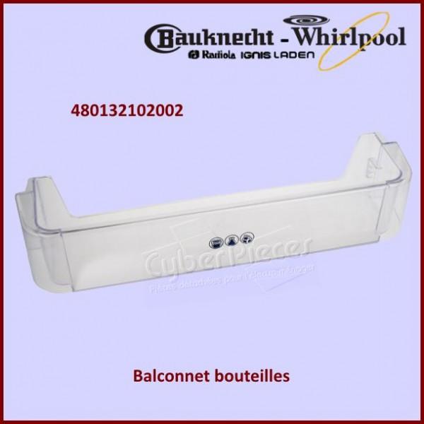 Balconnet à bouteilles Whirlpool 480132102002