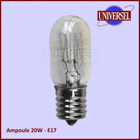 Ampoule 20W - E17 -220/240V