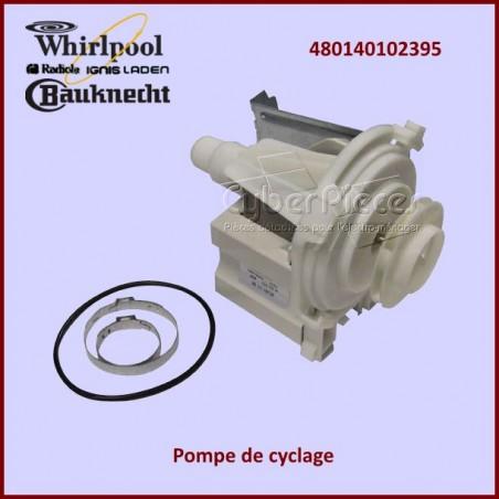 Pompe de cyclage Whirlpool 480140102395