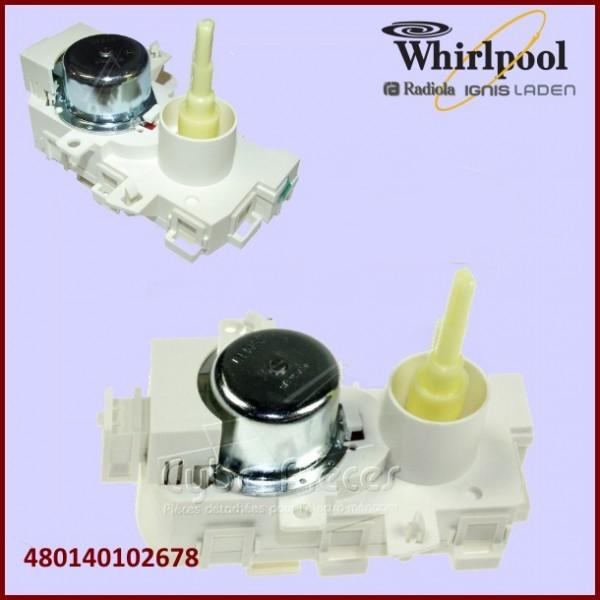 soupape diverter whirlpool 481010745146 mdv8201 mdv8202. Black Bedroom Furniture Sets. Home Design Ideas