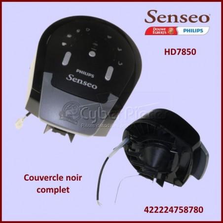 Couvercle complet noir Senseo 422225948701