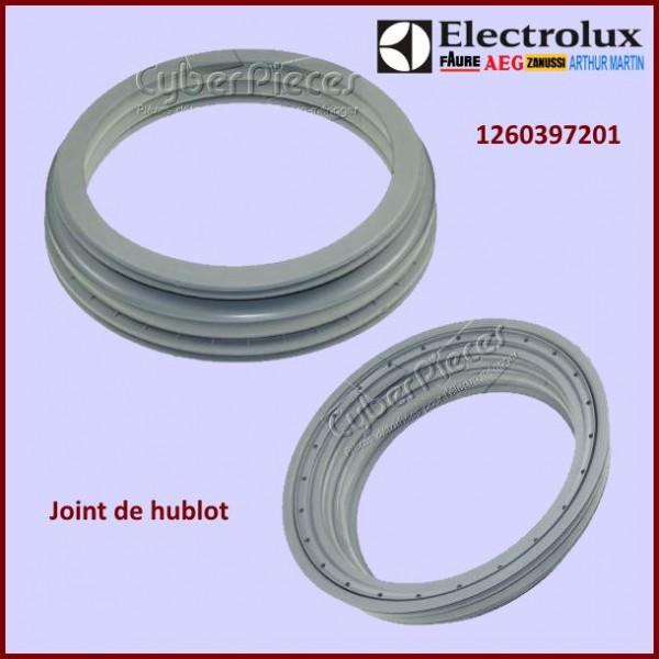 Soufflet de hublot Electrolux 1260397201