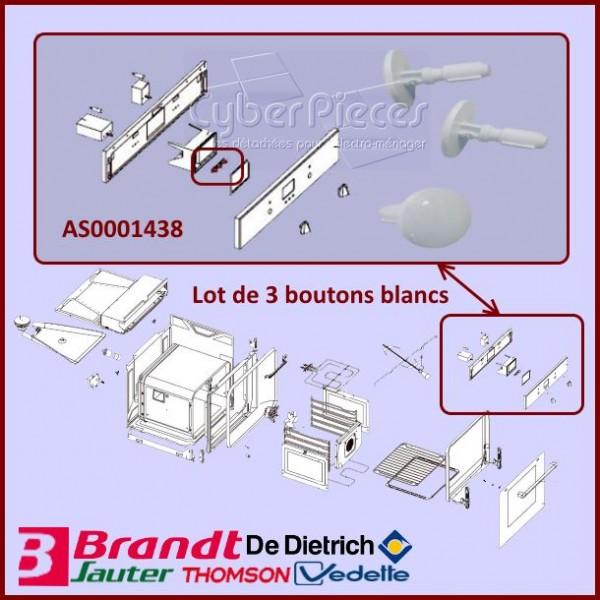 Bouton programmateur AS0001438