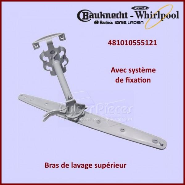 Bras de lavage supérieur Whirlpool 481010555121