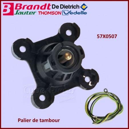 Palier tambour Brandt 57X0507