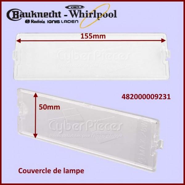 Diffuseur lumière de hotte Whirlpool 482000009231