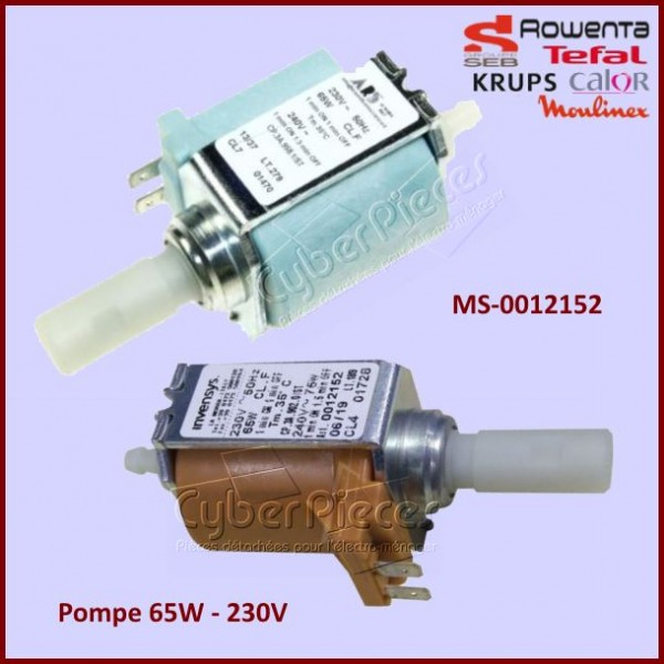 Pompe 65W-230V / CP3A Seb MS-0012152