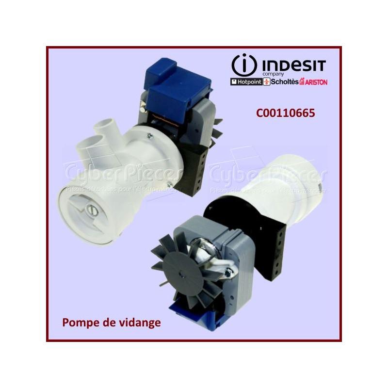 Pompe de vidange Indesit C00110665