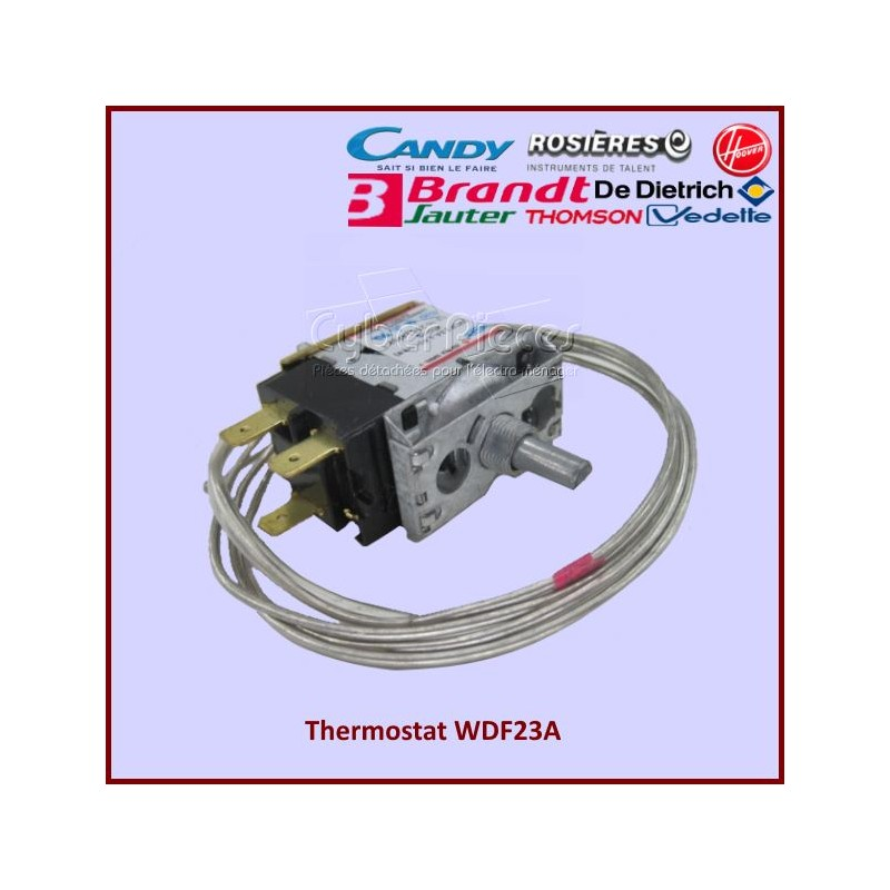 Thermostat WDF23A - 49027325
