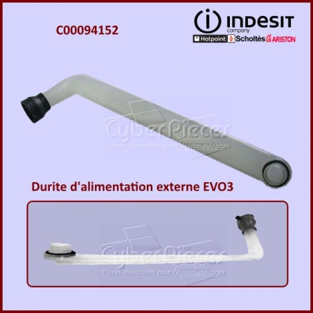 Durite d'alimentation externe EVO3 C00094152
