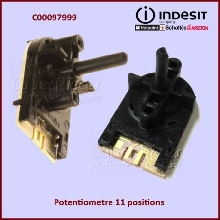 Potentiomètre Indesit C00097999