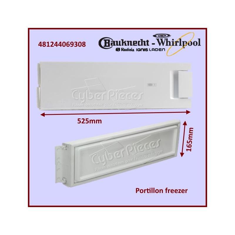 Portillon Freezer Whirlpool 481244069308