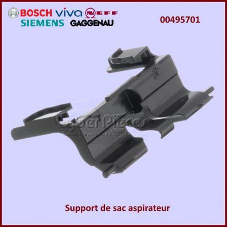 Support pour Sac Aspirateur Bosch 00495701