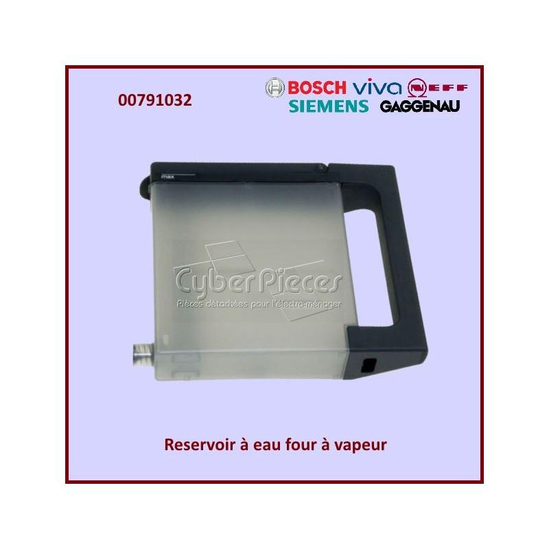 Reservoir d'eau four à vapeur Bosch 00791032