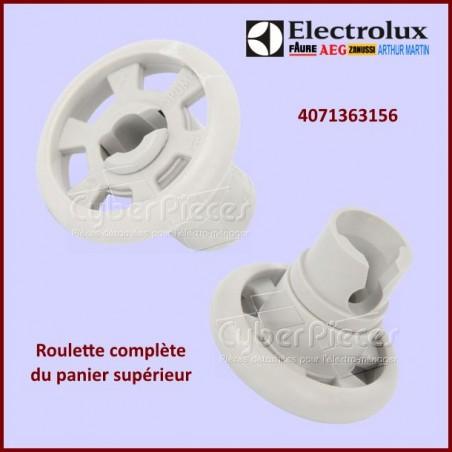 Roulette de panier supérieur Electrolux 4071363156