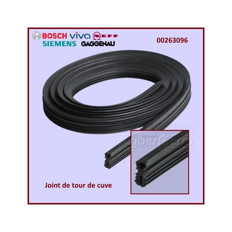 joint de tour de porte bosch 00263096 pour joints bas et tour de portes lave vaisselle lavage. Black Bedroom Furniture Sets. Home Design Ideas