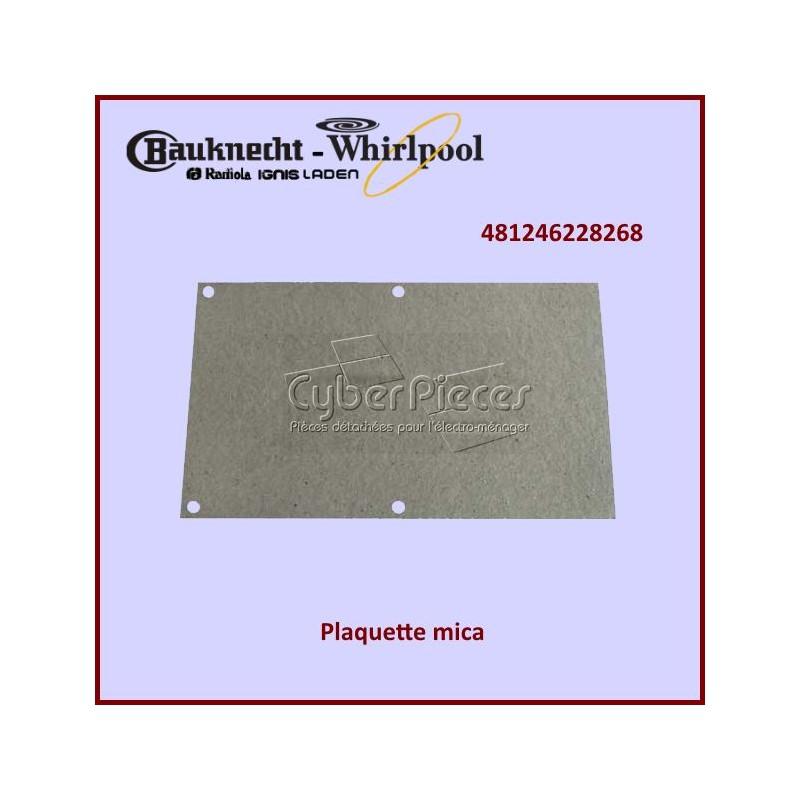 Plaque Mica Whirlpool 481246228268