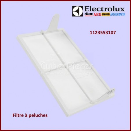 Filtre à Peluches Electrolux 1123553107